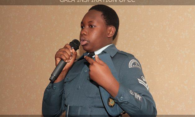 Gala Inspiration OPCC 2012