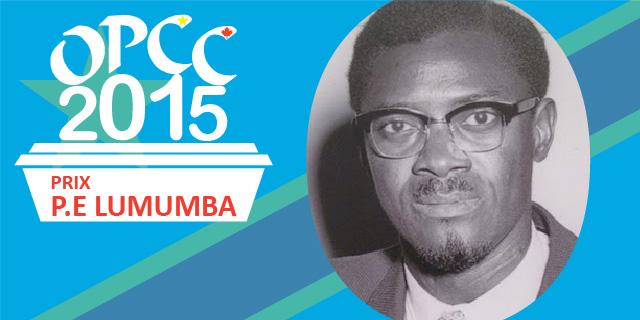 Prix d'Excellence «P.-E. Lumumba» – 2015