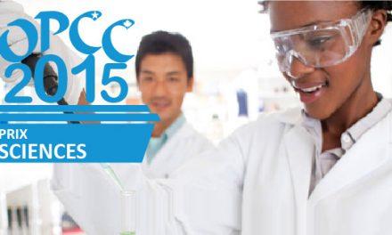 Prix Sciences – 2015