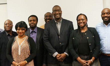 Élection du nouveau président de l'Organisation des Professionnels Congolais du Canada