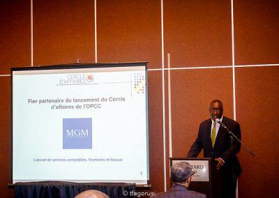 Lancement Cercle d'Affaires de l'OPCC