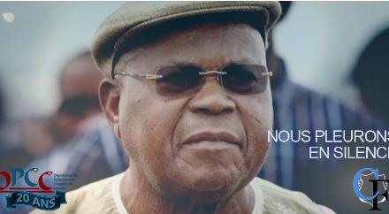 Hommage à Étienne Tshisekedi