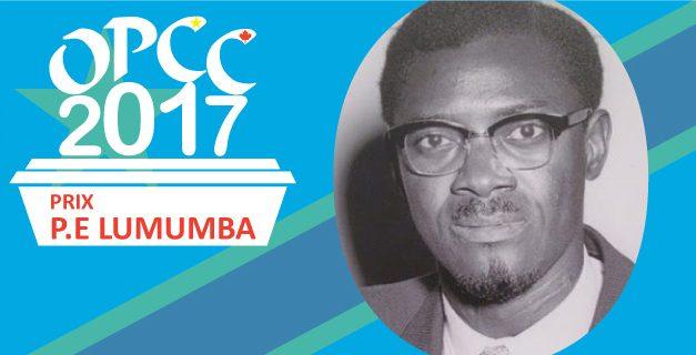 Prix d'Excellence «P.É. Lumumba» – 2017