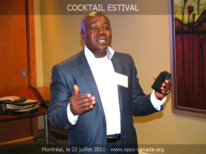 Cocktail Estival OPCC 2011