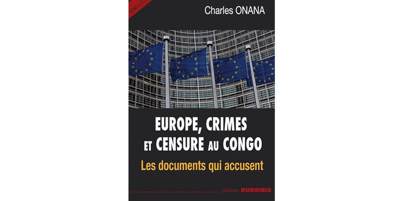 Génocide au congo: De Bruxelles à Toronto, Chronique d'une tragédie occultée