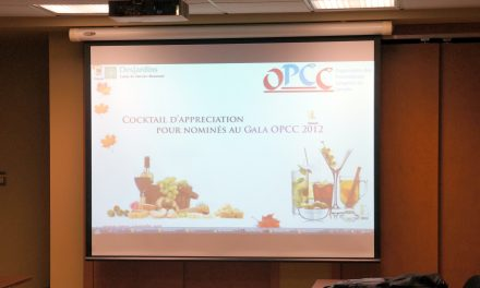 Cocktail OPCC 2012