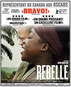 Rebelle aux Oscars