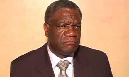 Ils nous inspirent-Dr. Denis Mukwege