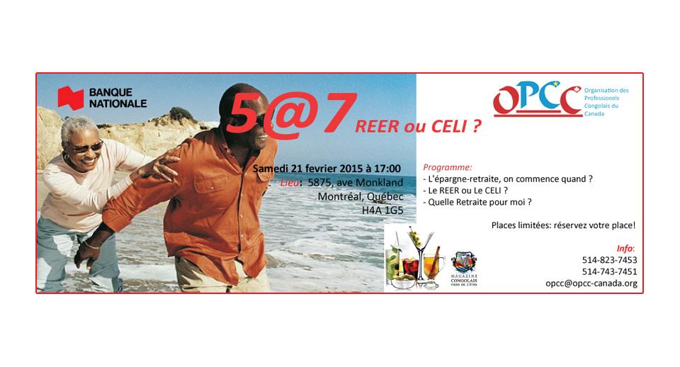 5@7 : REER ou CELI ?