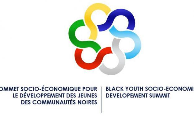 Sommet socioéconomique pour le développement des jeunes des communautés noires