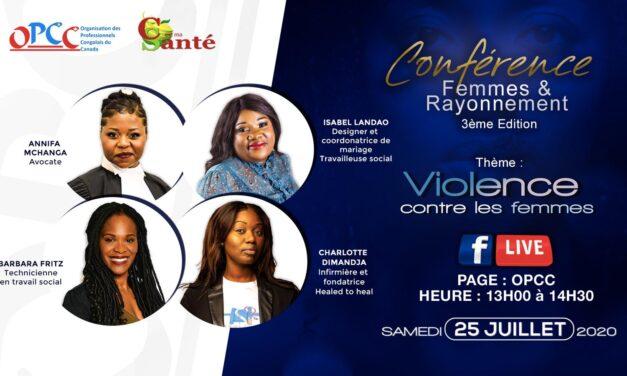 Femme&Rayonnement 2020