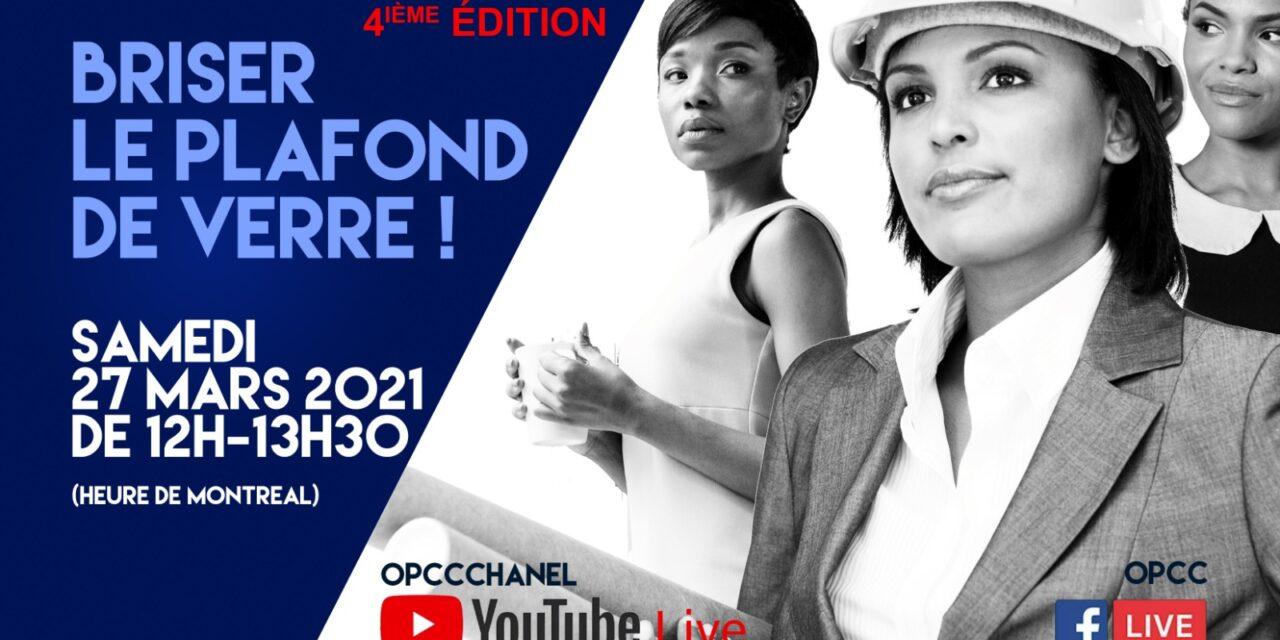 femmes & rayonnement 2021 : passation de relais (Marraine)