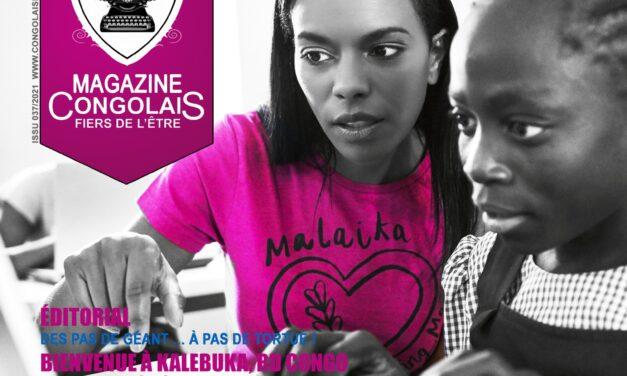 magazine congolais fiers de l'être : édition spéciale femmes